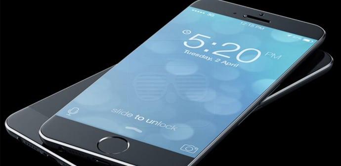 iPhone 6 negro