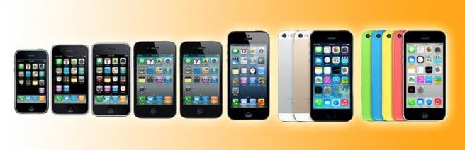 evolucion-iphone