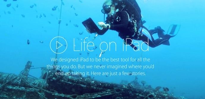 iPad Air anuncios