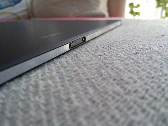 Xperia Z2 Tablet dock