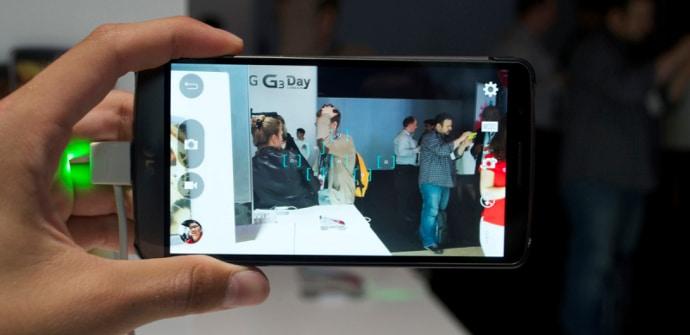 LG G3 test de bateria