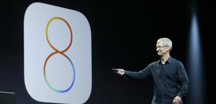 iOS 8 novedades