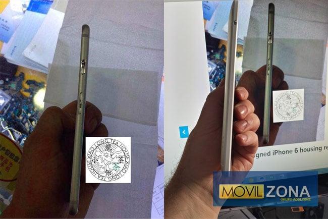 iPhone 6 vs HTC One Max
