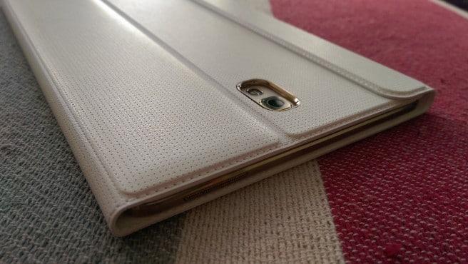 Galaxy Tab S 8.4 Book Cover cerrada