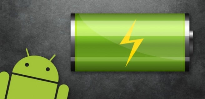 Android L bateria