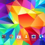 Galaxy Tab S 8.4 inicio