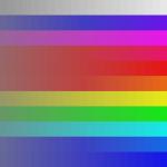 Galaxy Tab S 8.4 pantalla saturacion