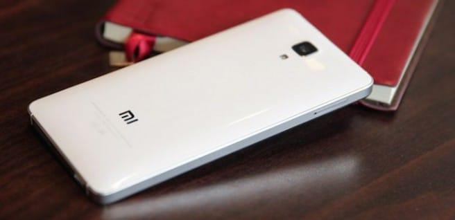 Xiaomi Mi4 comparativa