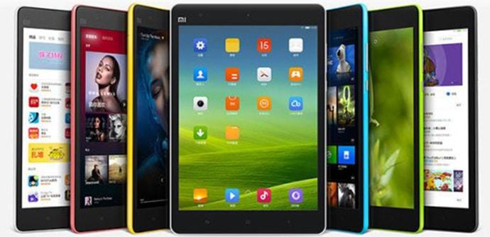 Xiaomi MiPad tablet
