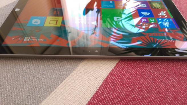 Surface Pro 3 frontal