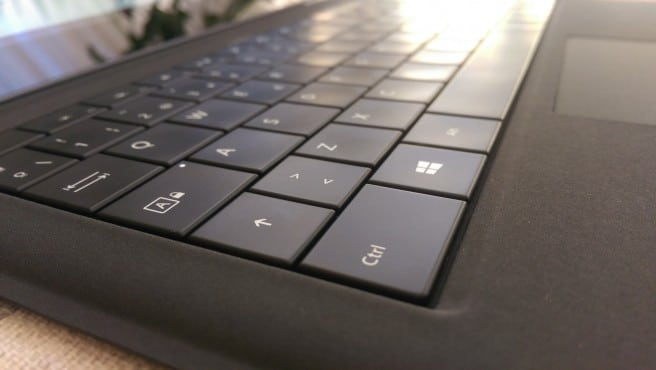 Surface Pro 3 teclado