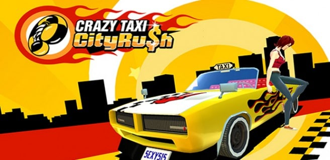 Crazy Taxy City Rush