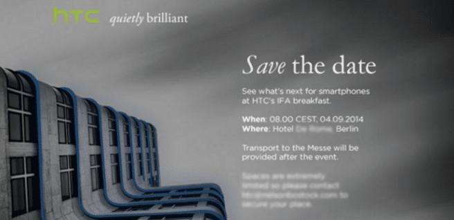HTC IFA