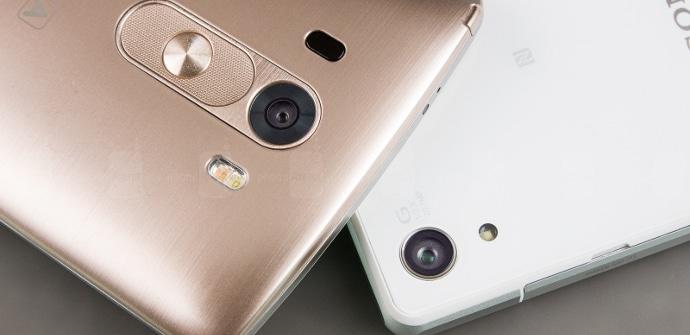 LG G3 Sony Xperia Z2