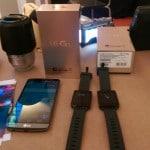 Amazon LG G3 y G Watch
