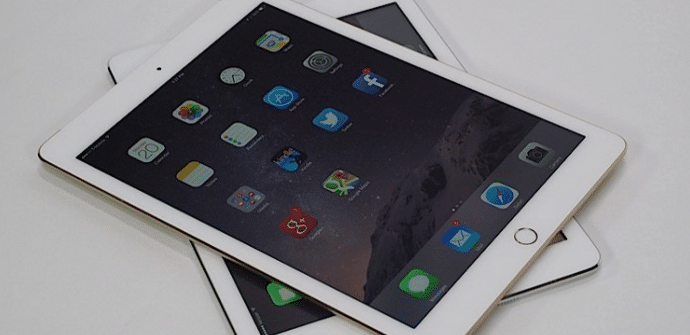 iPad Air 2 descatalogado