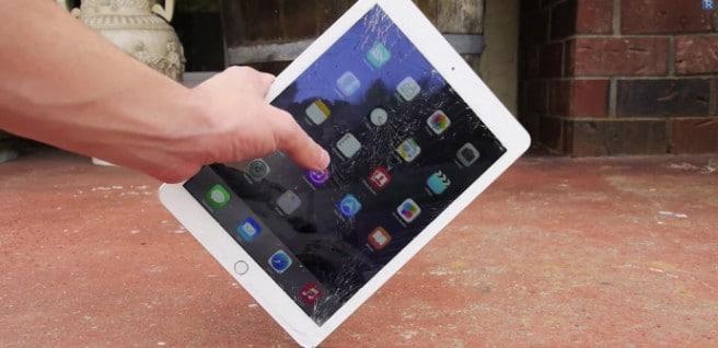 iPad Air 2 caidas