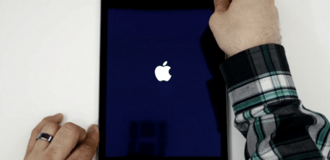 iPad Air 2 unboxing