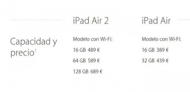 precios-ipad-air-1-2