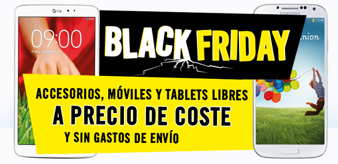 Black Friday en Phone House