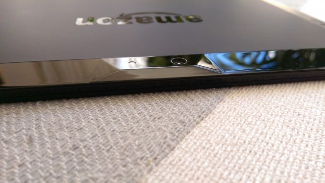 Kindle Fire HDX 8.9 2014 camara
