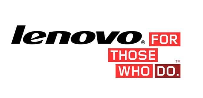 Lenovo logo imagen