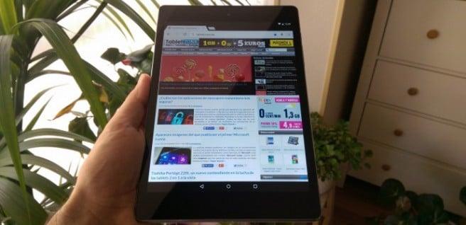 Nexus 9 analisis