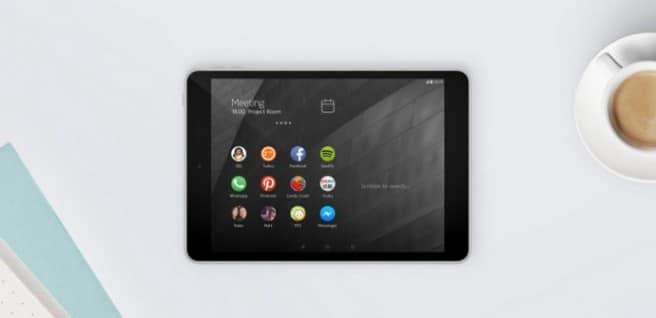 Nokia N1 negro