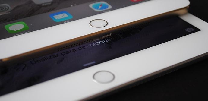 iPad Air 2 vs mini 3
