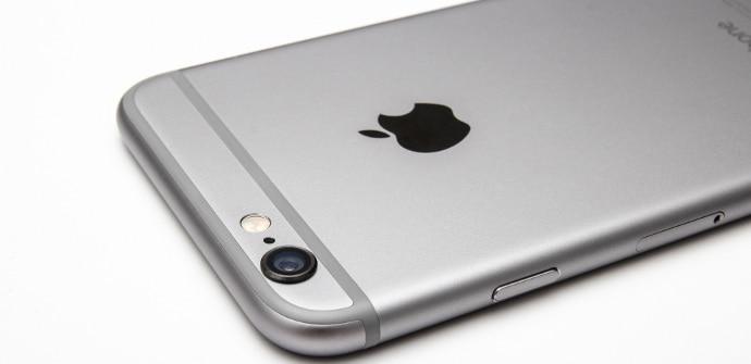 iPhone 6 trasera