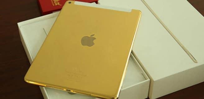 iPad Air version LTE