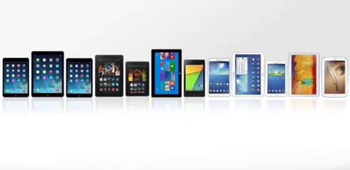tablets más antiguas 2013