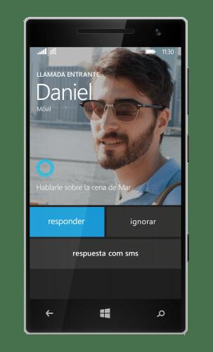 Cortana-español