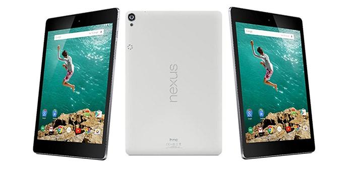 Nexus 9 blanco