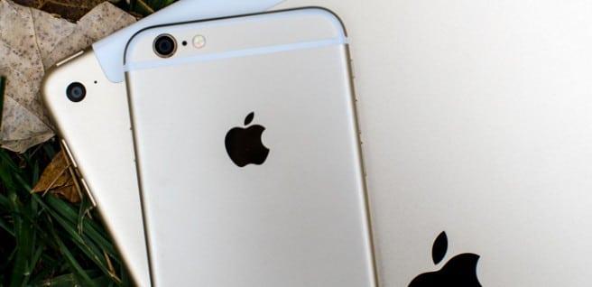 iPhone 6 iPad Air 2