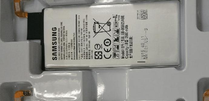 bateria S6