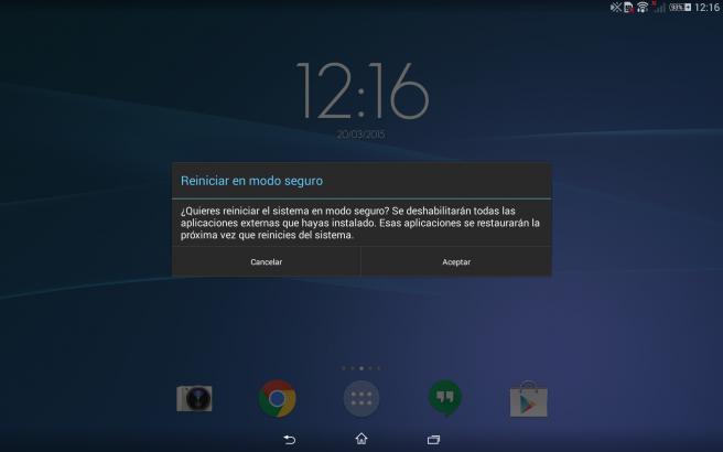 Tablet_Android_Modo_Seguro_foto_2