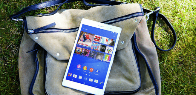 z3 tablet compact lte