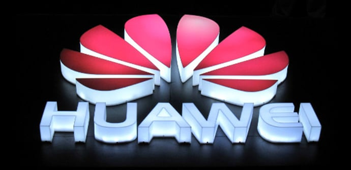 Huawei logo China