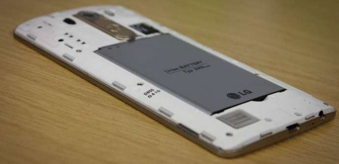 LG bateria