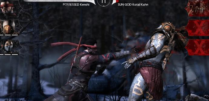 Mortal Kombat X juego