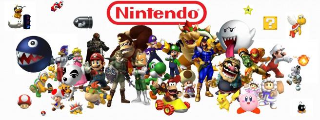 Nintendo-personajes