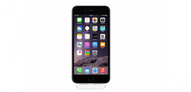 iPhone 6 dock