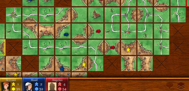 Carcassonne Android iPad