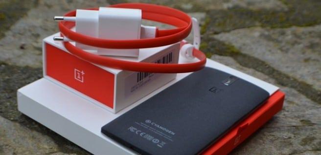 Cargador OnePlus One
