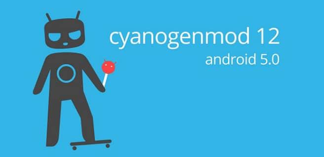 CyanogendMod 12