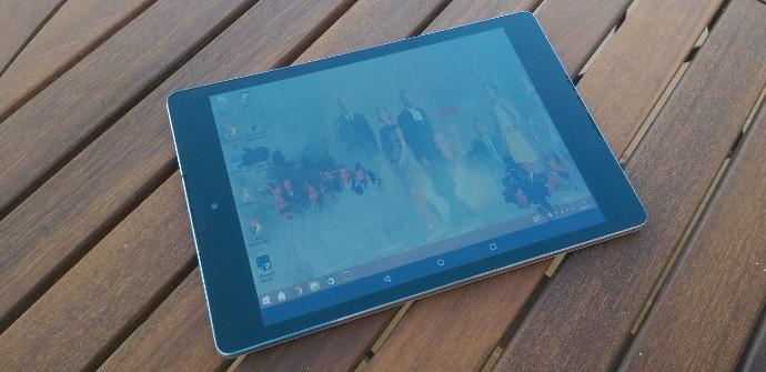 control remoto tablet PC