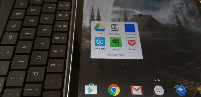 icono tabletzona Android