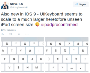 nuevo teclado ipad pro