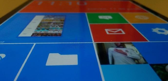 tablet Android escritorio Windows